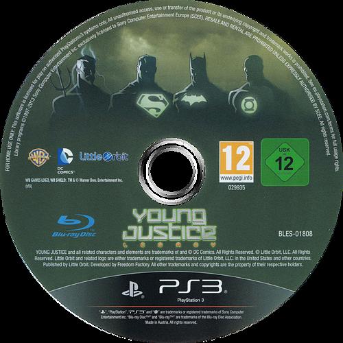 PS3 discM (BLES01808)
