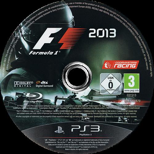PS3 discM (BLES01870)