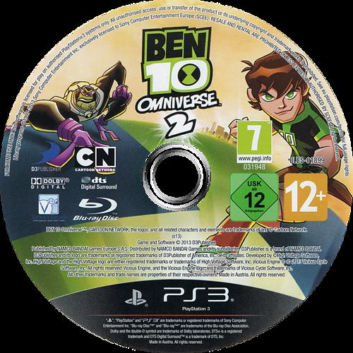 PS3 discM (BLES01899)