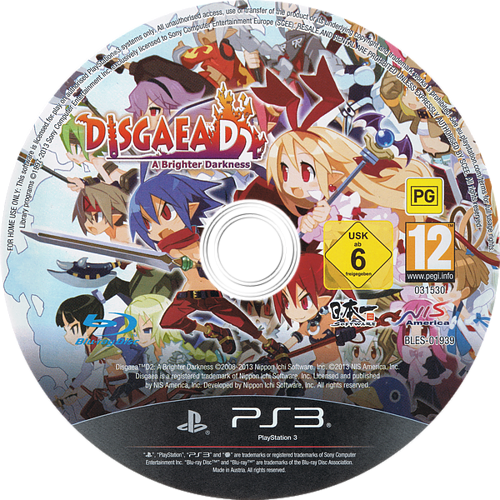PS3 discM (BLES01939)