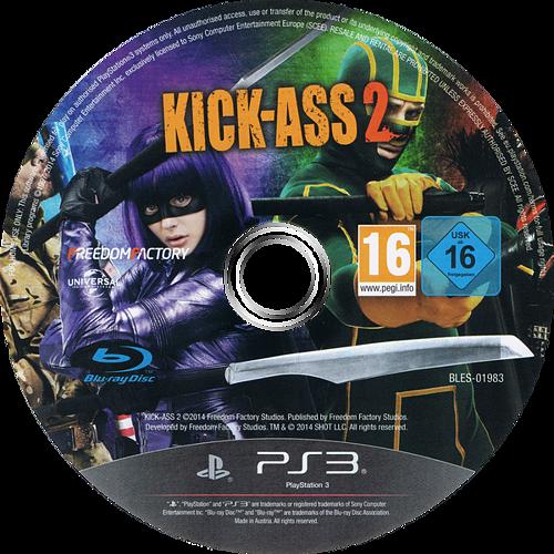 PS3 discM (BLES01983)