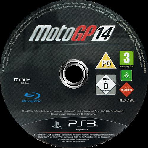 PS3 discM (BLES01996)