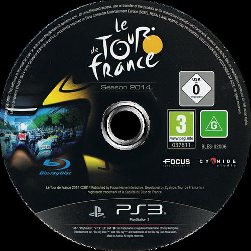 PS3 discM (BLES02006)