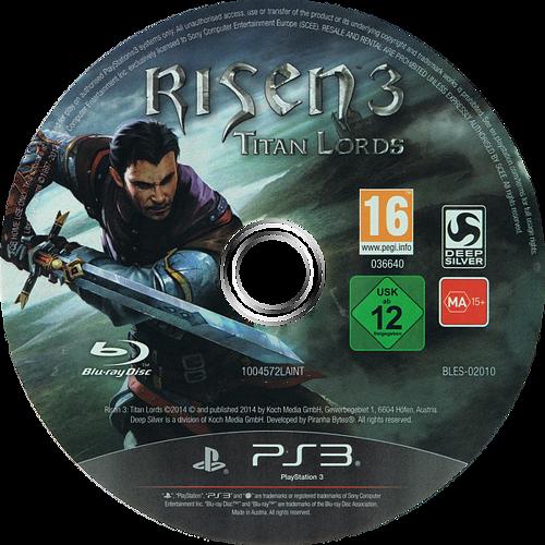 PS3 discM (BLES02010)
