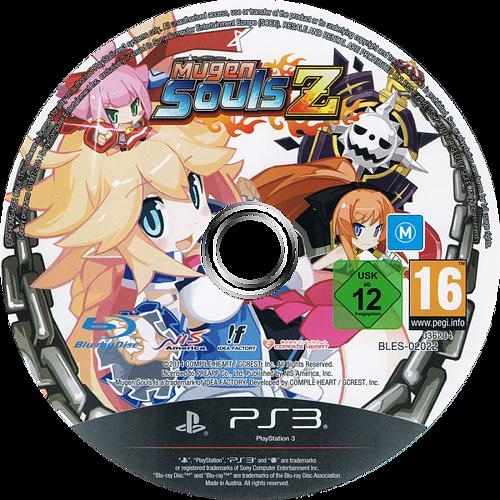PS3 discM (BLES02022)