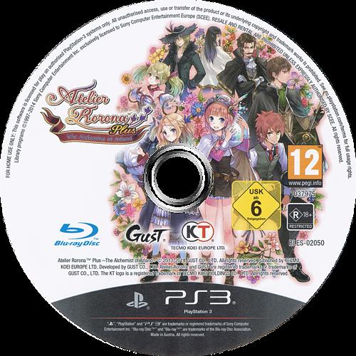PS3 discM (BLES02050)