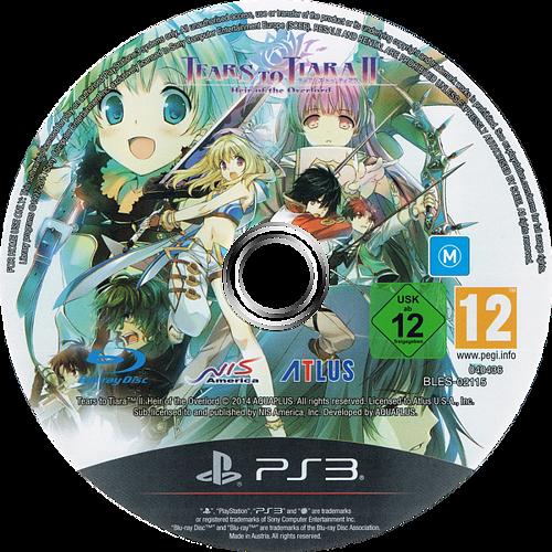 PS3 discM (BLES02115)