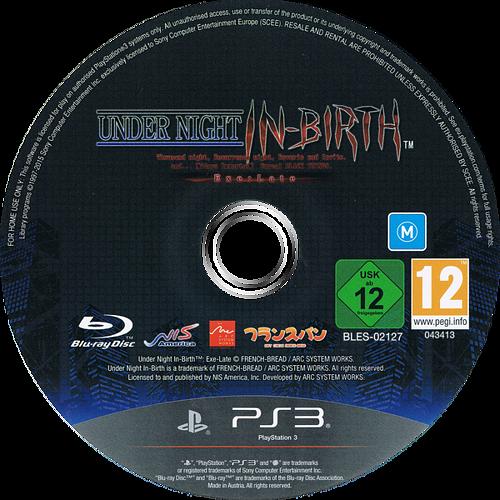 PS3 discM (BLES02127)
