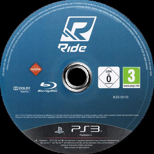 PS3 discM (BLES02133)