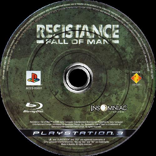 PS3 discM (BCES00001)