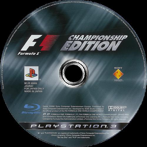 PS3 discM (BCJS30005)