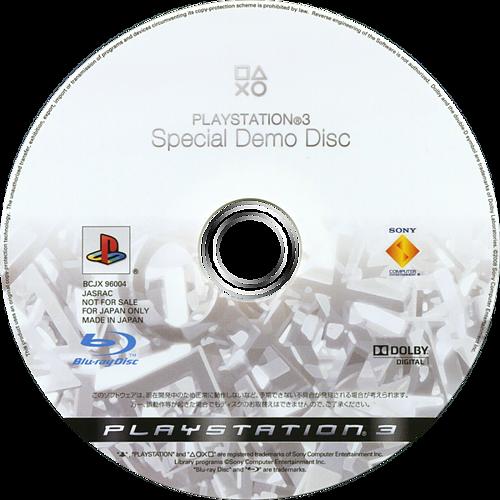 PS3 discM (BCJX96004)