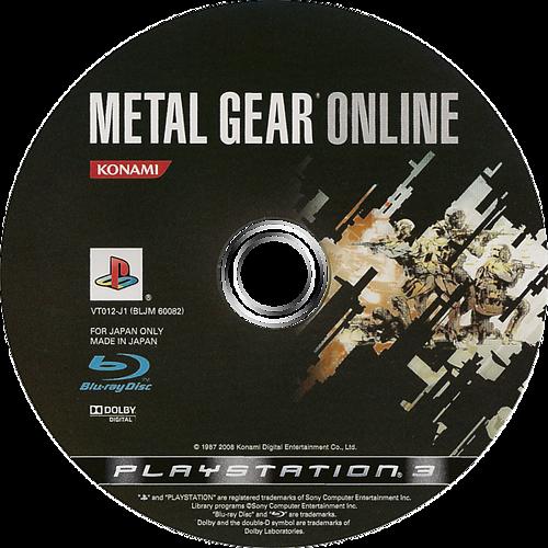 PS3 discM (BLJM60082)