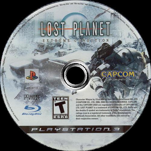 Lost Planet: Extreme Condition PS3 discM (BLUS30113)