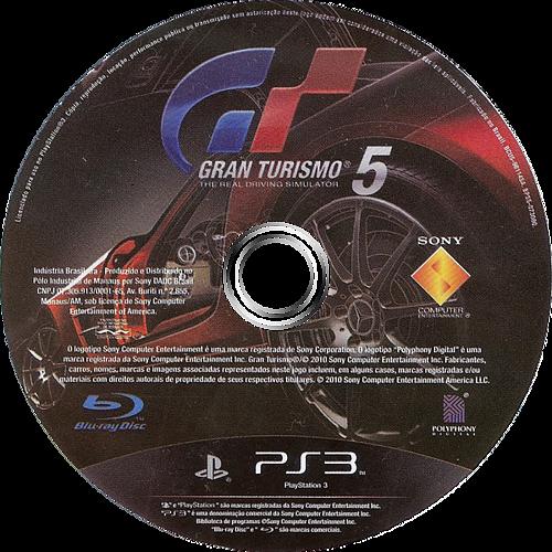 Gran Turismo 5 PS3 discMB (BCUS98114)