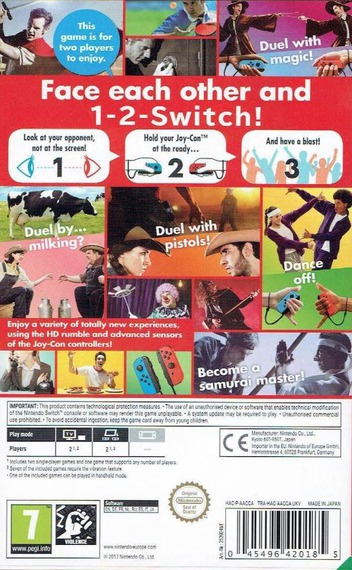 1-2-Switch Switch backM (AACCA)