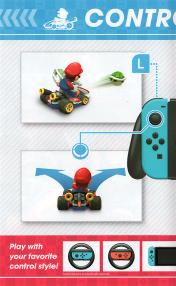 Mario Kart 8 Deluxe Switch backM2 (AABPA)