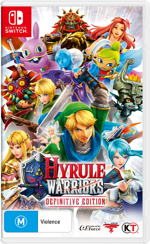 AKUTB - Hyrule Warriors: Definitive Edition