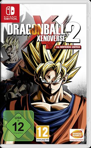 Dragon Ball Xenoverse 2 Switch cover (ABYBA)
