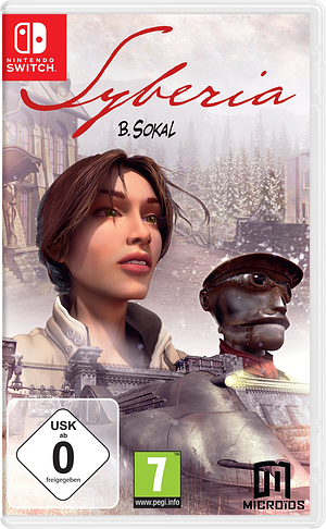 Syberia Switch cover (AD77A)