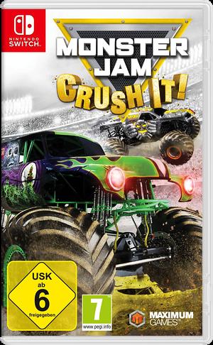 Monster Jam - Crush It! Switch cover (ADK7B)