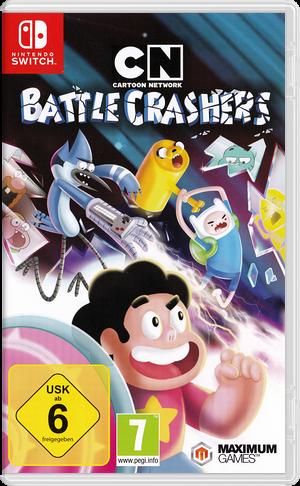 Cartoon Network - Battle Crashers Switch cover (ADWTB)