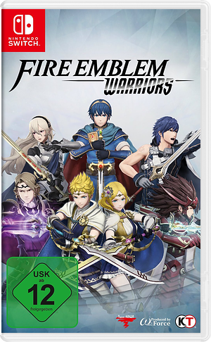 Fire Emblem Warriors Switch cover (ADXHB)