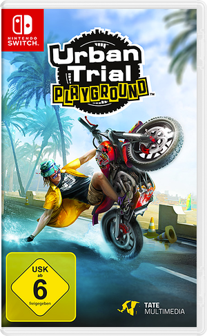 Urban Trial Playground Switch cover (AHHBA)