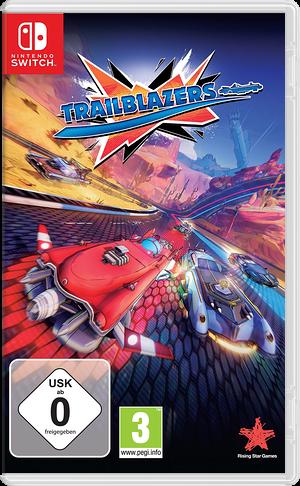Trailblazers Switch cover (AK9YA)