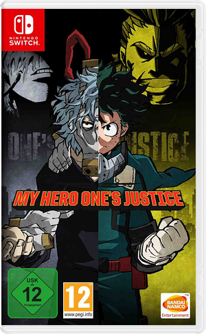 My Hero One's Justice Switch cover (AL72B)