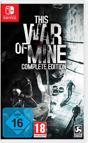 This War of Mine - Complete Edition Switch cover (AQ79A)