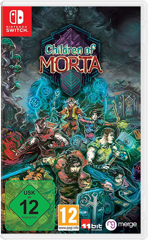 Children of Morta Switch cover (ARP7A)