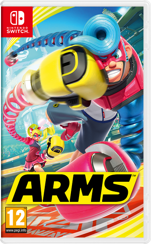 ARMS Switch cover (AABQA)