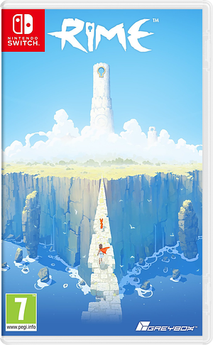 RiME Switch cover (AB39A)