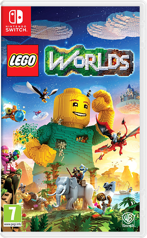LEGO Worlds Switch cover (ACL4A)