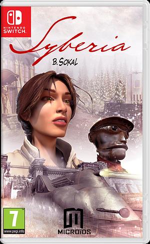 Syberia Switch cover (AD77A)