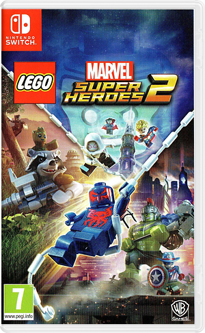 LEGO Marvel Super Heroes 2 Switch cover (AEANB)