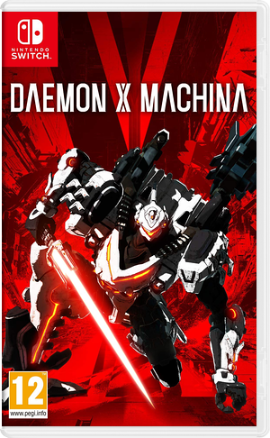 Daemon x Machina Switch cover (AF6GB)