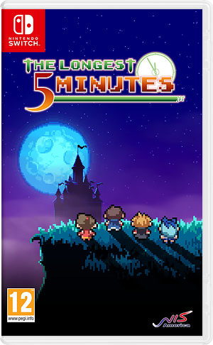 The Longest Five Minutes Switch cover (AFLSA)