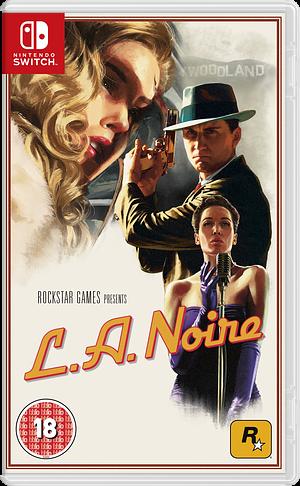L.A. Noire Switch cover (AFQMA)