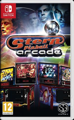 Stern Pinball Arcade Switch cover (AGLQA)
