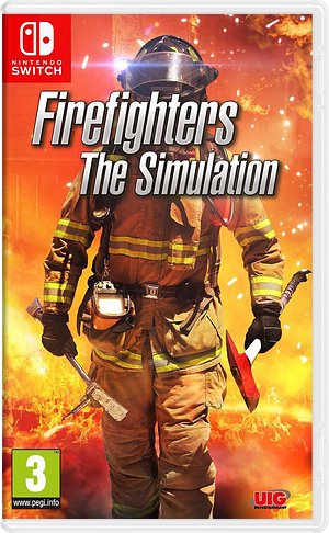 Firefighters - The Simulation Switch cover (AHXCA)