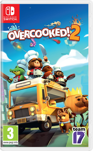 Overcooked! 2 Switch cover (AKXEA)