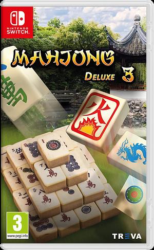 MAHJONG Deluxe 3 Switch cover (AQANA)