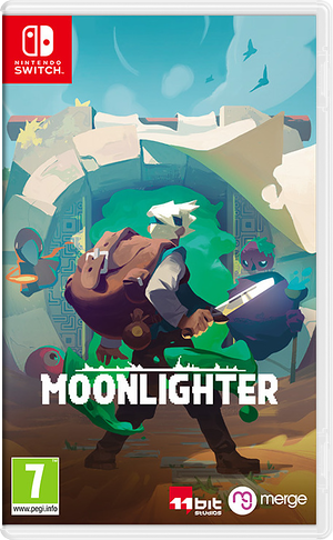 Moonlighter Switch cover (AQE3A)