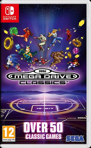 SEGA Mega Drive Classics Switch cover (AQGKA)