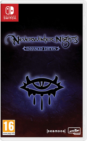 Neverwinter Nights: Enhanced Edition Switch cover (ATNQA)
