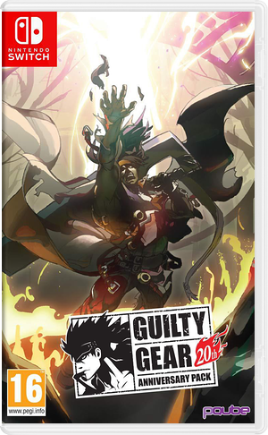 Guilty Gear - 20th Anniversary Edition Switch cover (ATQXA)