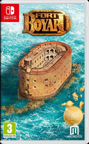 Fort Boyard Switch cover (ATXUA)