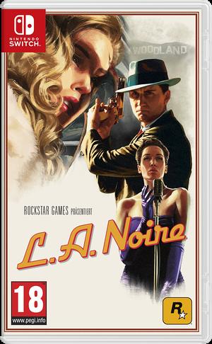 L.A. Noire pochette Switch (AFQMA)